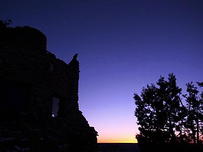 グランドキャニオンの夜明け ミーアクリスタル