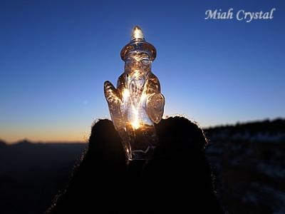 水晶虹マーリン ミーアクリスタル
