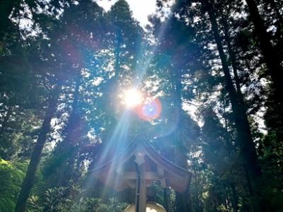 日立 御岩神社