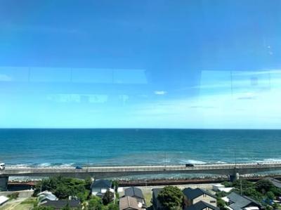 JR日立駅 海の見えるカフェ