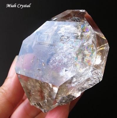 ハーキマーダイヤモンド ミーアクリスタル
