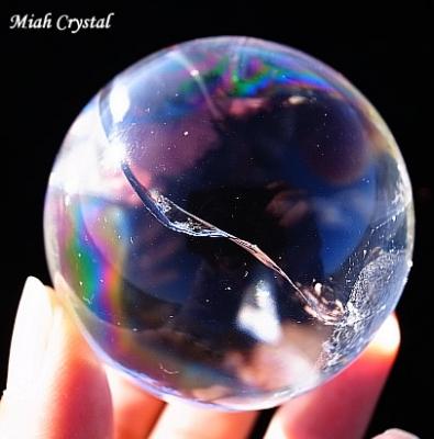 水晶の虹珠 ミーアクリスタル