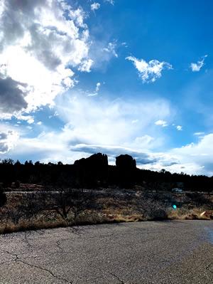 カセドラルロック セドナ アリゾナ ミーアクリスタル