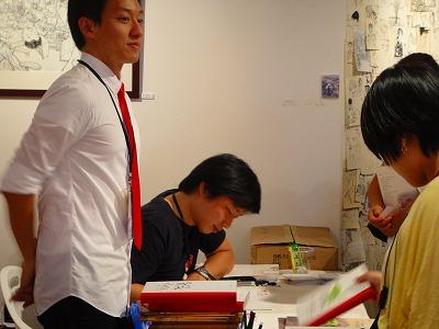 富川国際漫画フェスティバル | チェ・ホチョル特別展