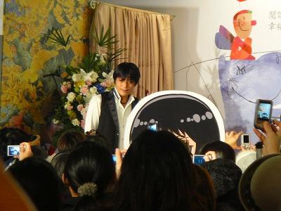 第19回台北國際書展 高橋広樹サイン会