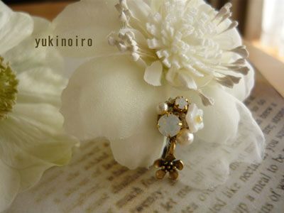 weddingのイヤリング