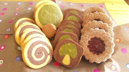 クッキー色々