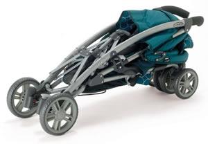 グレコベビーカーデザイン