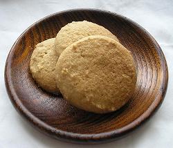 きな粉クッキー