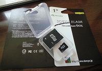 マイクロSD 1GB