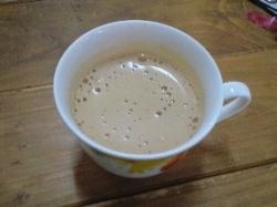 コーヒーゼリーの3