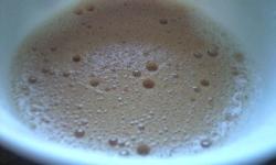 コーヒーゼリーの4