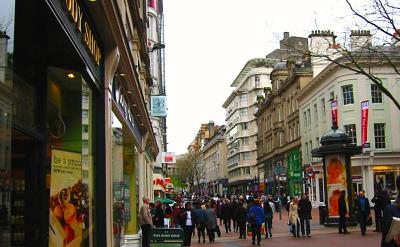 イングランド第二の都市バーミンガム