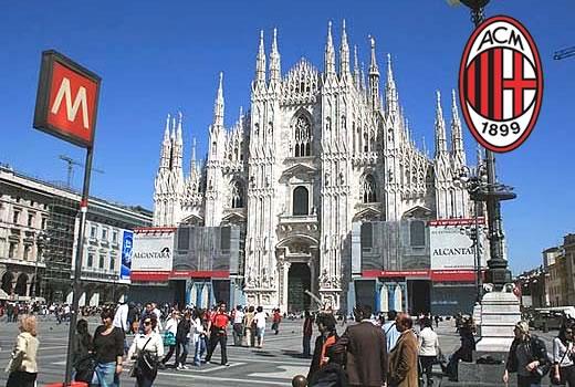 開放的な空とモダンな街並に誰もが魅了されるミラノ