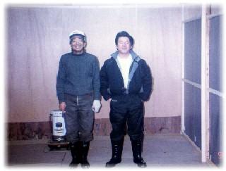 木村秋則氏と小島愛一郎