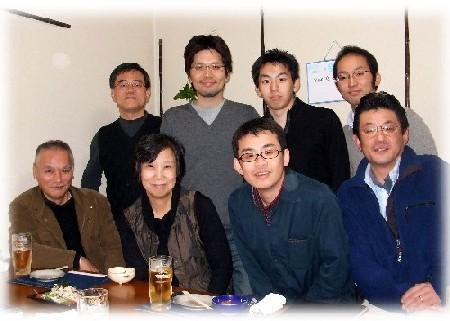 ガ島通信藤代氏を囲む会