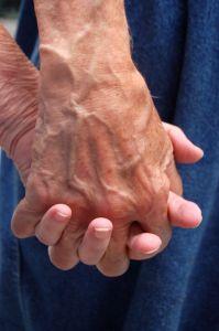老夫婦の決断