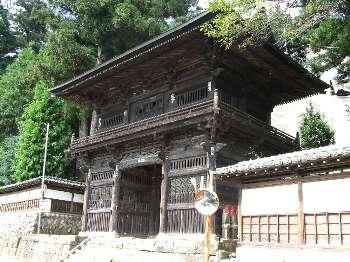 楼門(仁王門)