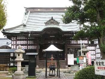 本堂(清宝院)