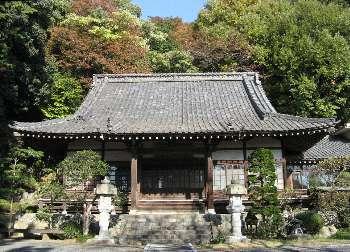 本堂(乗願寺)