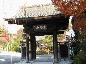 山門(禅林寺)