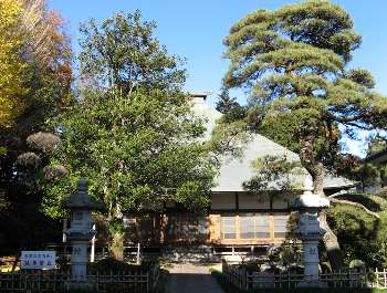 法堂(福生寺)