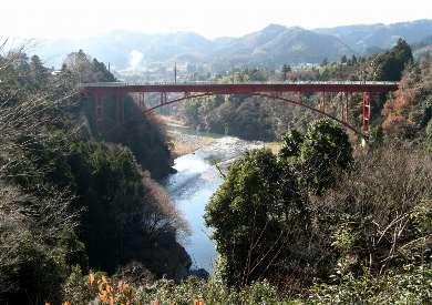 神代橋 2