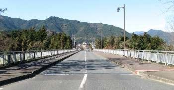 神代橋 3