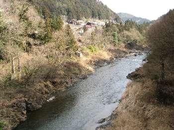 多摩川(寸庭橋より川下)