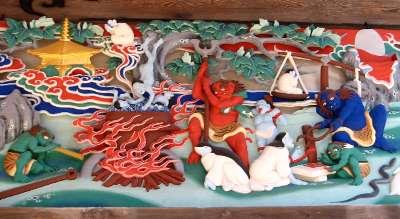 彫刻4(大悲願寺)