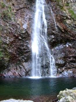 払沢の滝 4