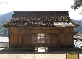 小丹波熊野神社 2