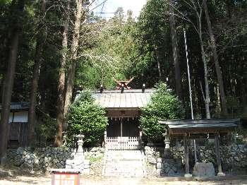 小丹波熊野神社 3