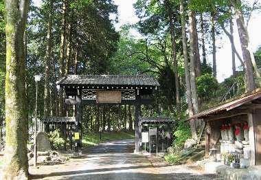 惣門(天寧寺)