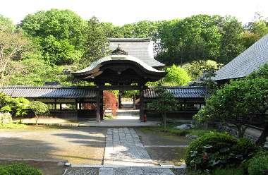 中雀門(天寧寺)