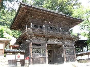 楼門 (大悲願寺)
