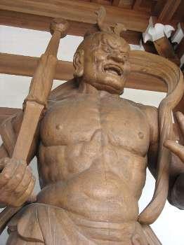 金剛力士 3(能仁寺)
