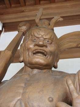 金剛力士 4(能仁寺)
