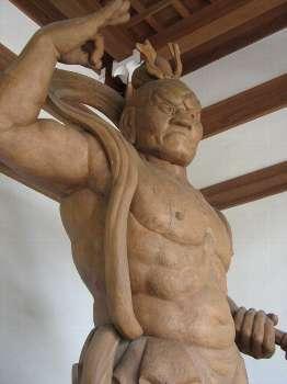 金剛力士 1(能仁寺)