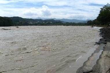 多摩川 1(台風9号)