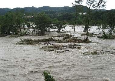 多摩川 3(台風9号)
