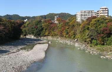 多摩川 (釜の淵))