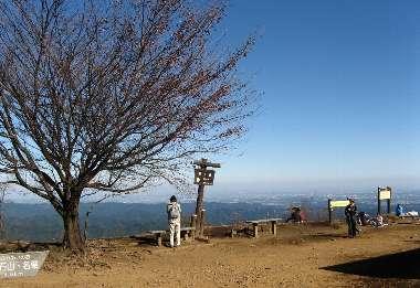 棒ノ折山 2007.11.23