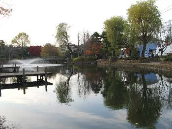 狭山池公園 4