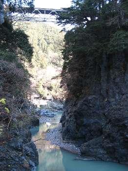 雲仙橋(鳩ノ巣)