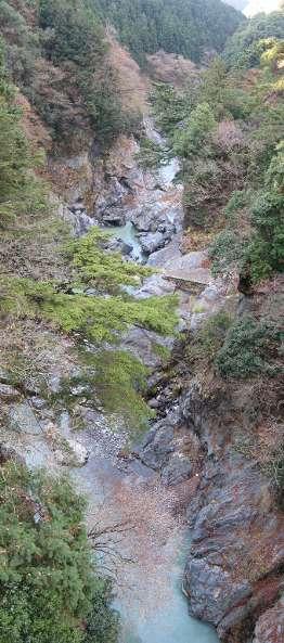 鳩ノ巣渓谷(多摩川)