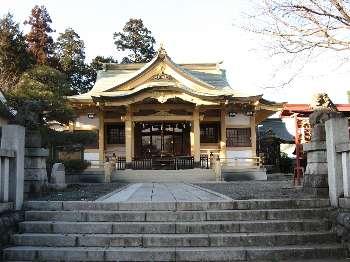 御嶽神社 2(新町)