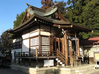 塩竈神社 (新町)