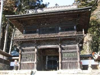 大悲願寺楼門(仁王門)