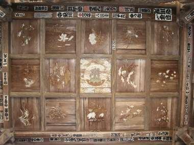 天井絵 2(大悲願寺)